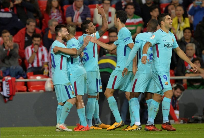 Barcelona Berhasil Kalahkan Athletic Bilbao Dengan Skor 2-0