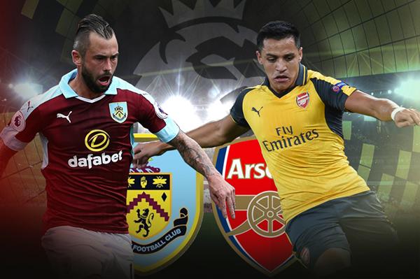 Drama Gol di Injury Time Warnai Kemenangan Arsenal atas Burnley