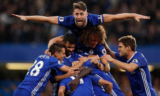 Chelsea Berhasil Mempermalukan Manchester United