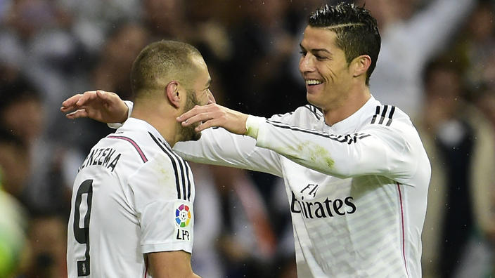 Cristiano Ronaldo Dan Benzema Berhasil Menunjukan Kelasnya Lagi