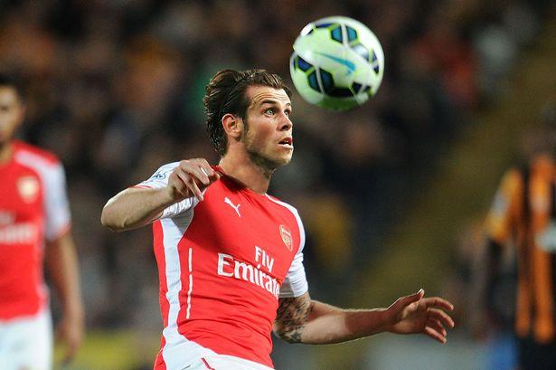 Gareth Bale Mendapakan Beberapa Tawaran Menarik Dari Arsenal