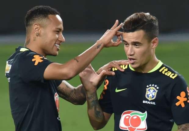 Neymar Mencoba Mencegah Philippe Ke Barcelona