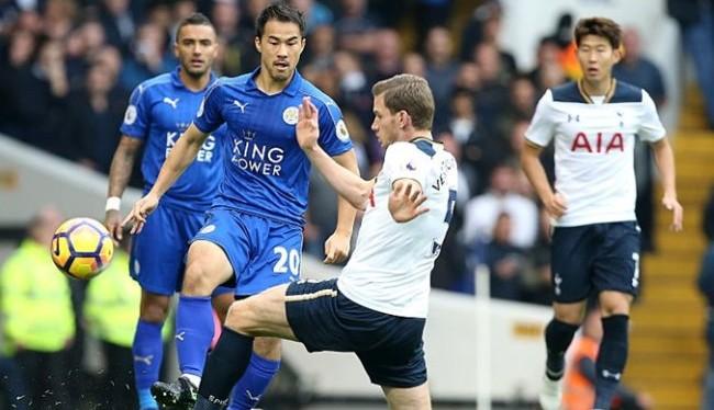Pertandingan Leicester VS Tottenham Hotspur Berakhir Dengan Skor 2-1