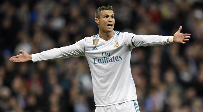 Real Madrid Bidik Beberapa Pemain Untuk Gantikan Ronaldo