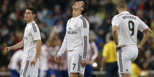 Rekor Tak Terkalahkan Madrid Akhirnya Tercoreng