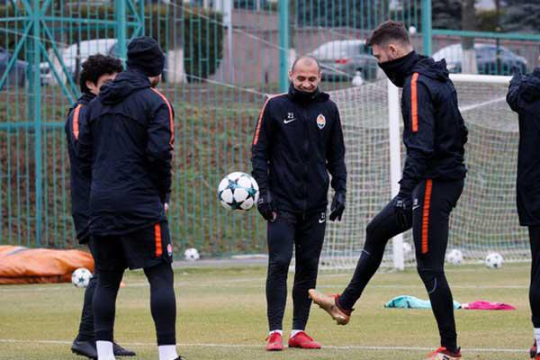 Shakhtar Donetsk Butuh Keajaiban Saat Jamu Manchester City