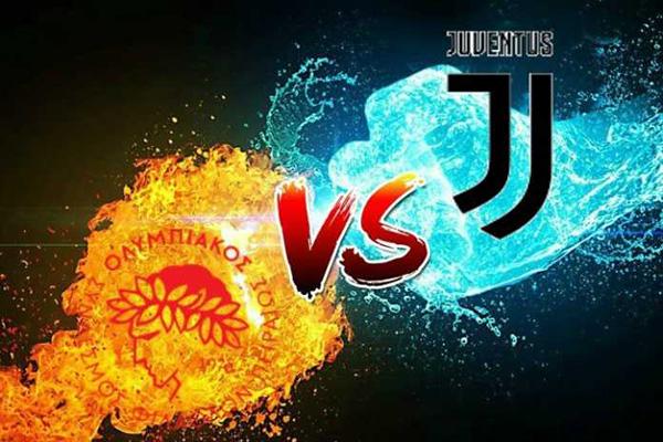 Prediksi Sepak Bola Olympiakos vs Juventus 6 Desember 2017