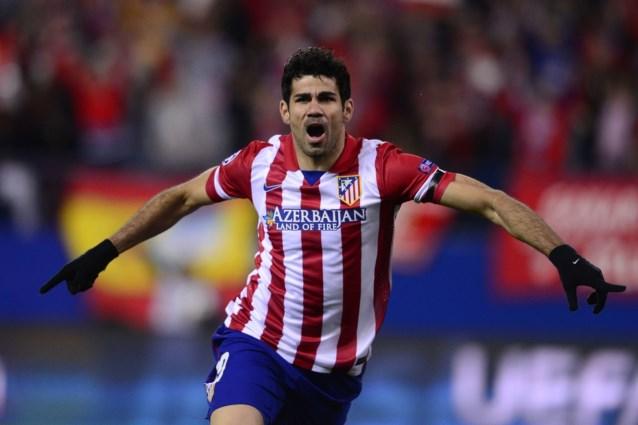 Diego Costa Sudah Siap Untuk Membela Atletico Madrid Musim Depan