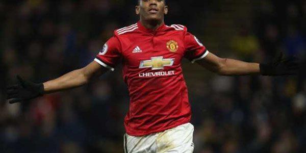 Manchester United Tolak Barter Anthony Martial Dengan Sanchez