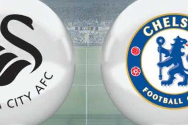 Prediksi Pertandingan Sepakbola Liga Inggris Swansea City VS Chelsea