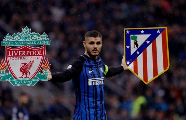 Liverpool Dan Atletico Berambisi Untuk Datangkan Bumer Inter Milan