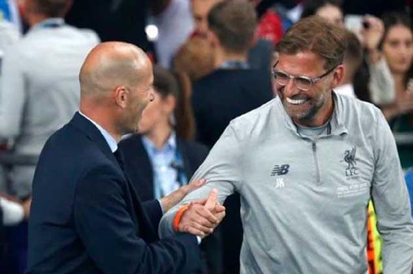 Liverpool Ketar Ketir Real Madrid Incar Jurgen Klopp
