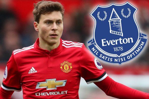 Everton Sangat Berambisi Untuk Datangkan Lindelof